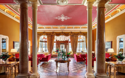 Grand Hotel Tremezzo: Still Amazing After 105 Years