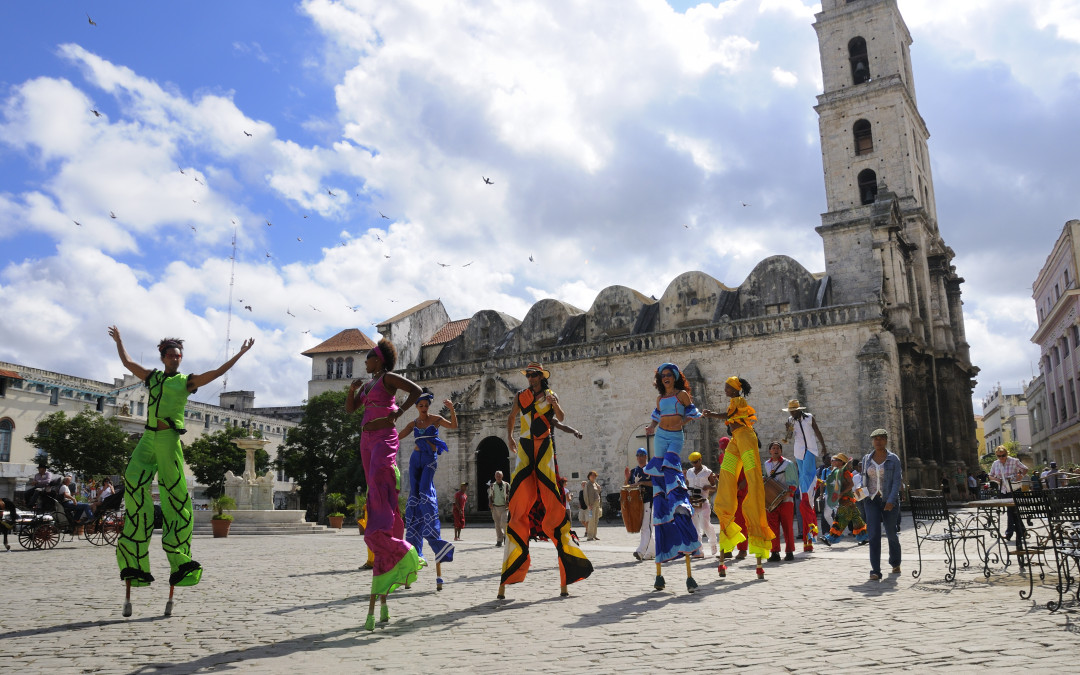 Curious About Cuba? Here's A Great Way To Experience It