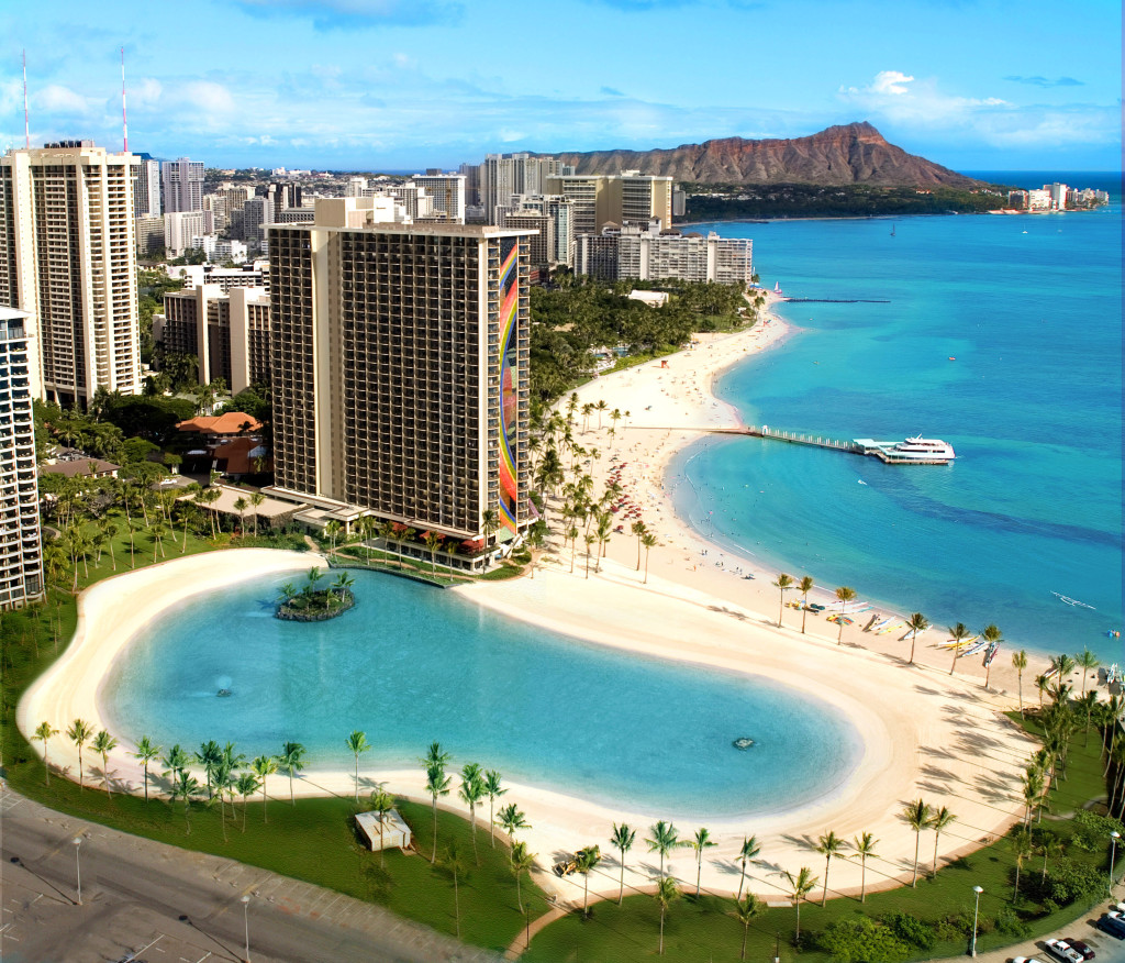 Photo courtesy of Hilton Hawaiian Village.