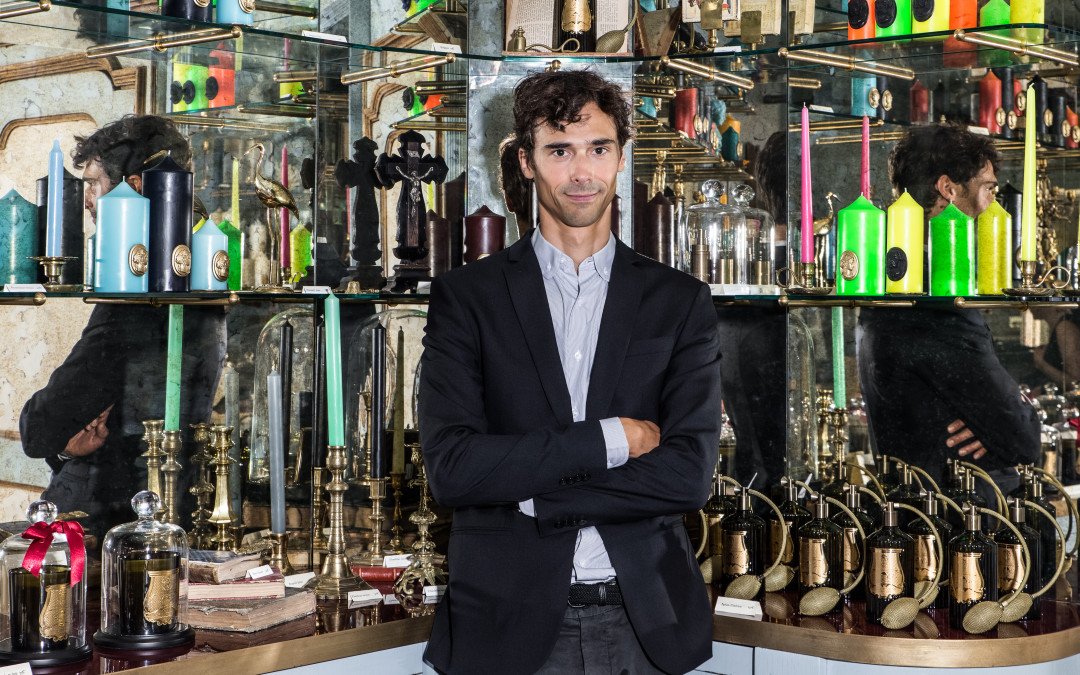 In Paris With Julien Pruvost Of Cire Trudon