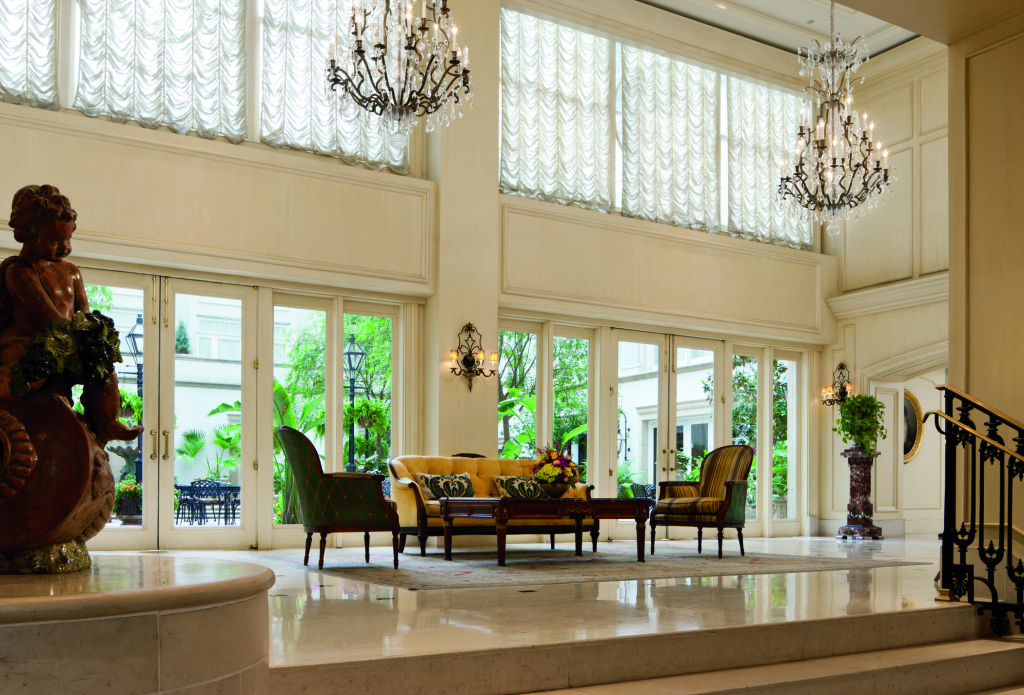 Photo courtesy of the Ritz-Carlton New Orleans.