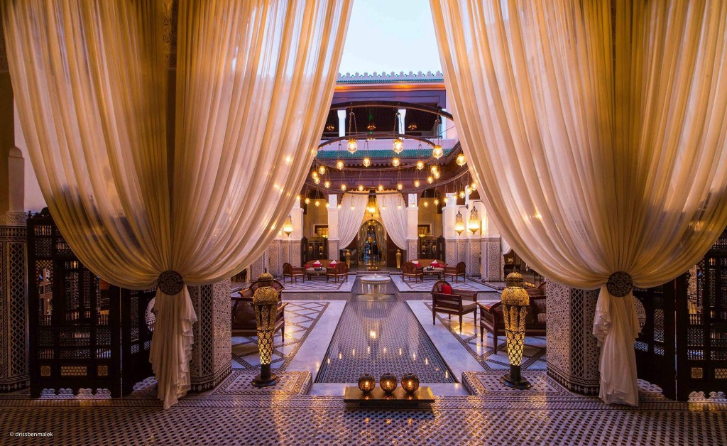 Photo courtesy of Royal Mansour.