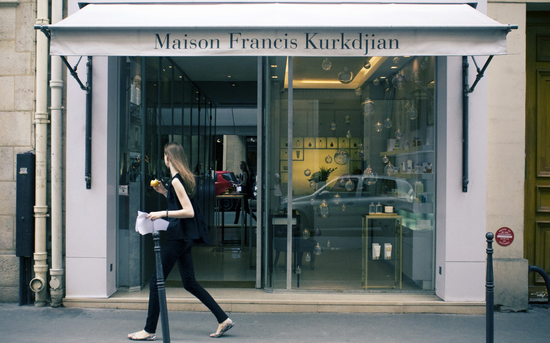 At Maison Francis Kurkdjian With The Master Perfumer Himself