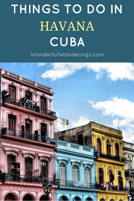 Planning to travel to Havana, Cuba, soon? Then these fun things to do in Havana will help you plan your trip. Click to check them out!