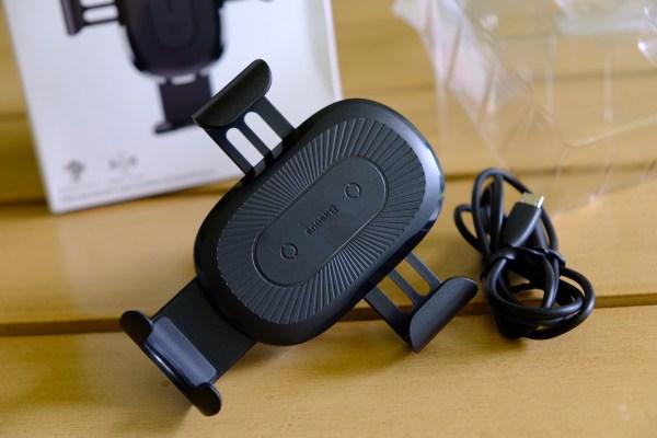 Baseus Wireless Car Mount Charger