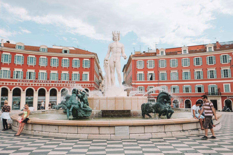 Cote d'Azur Buildings