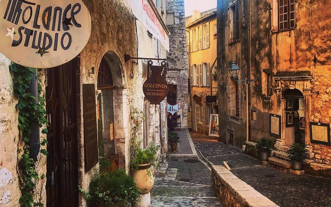 Virtual Vacation: St.-Paul-de-Vence